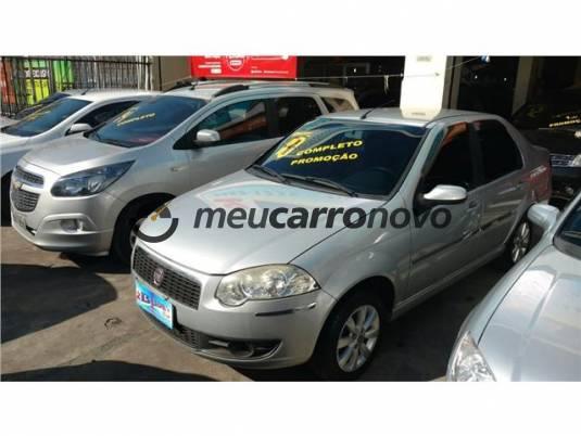 Fiat siena elx 1.0 mpi fire/fire flex 8v 4p 2010/2010