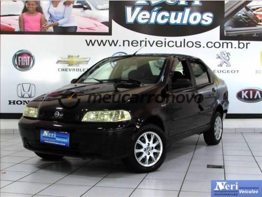 Fiat siena ex 1.0 mpi fire 16v 4p 2000/2001