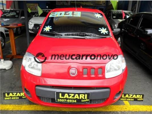 Fiat uno vivace celeb. 1.0 evo f. flex 8v 3p 2012/2013