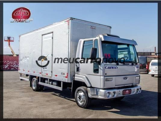 Ford cargo 815/815 s/815 e turbo 2p (diesel) 2010/2011