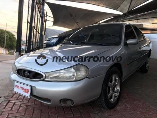 Ford mondeo clx 2.0i 4p mec 1997/1998