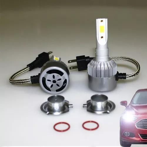 Farol veicular de led xenon lâmpada, carro, automóvel h7