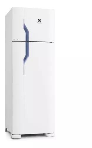 Geladeira electrolux duplex cycle defrost branco 260l 220