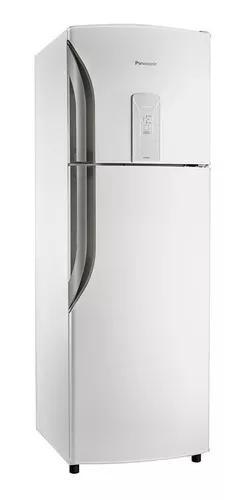 Geladeira panasonic frost free 387 litros branco 110v