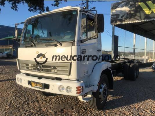 Mercedes-benz 1718 3-eixos 2p (diesel) 1995/1995