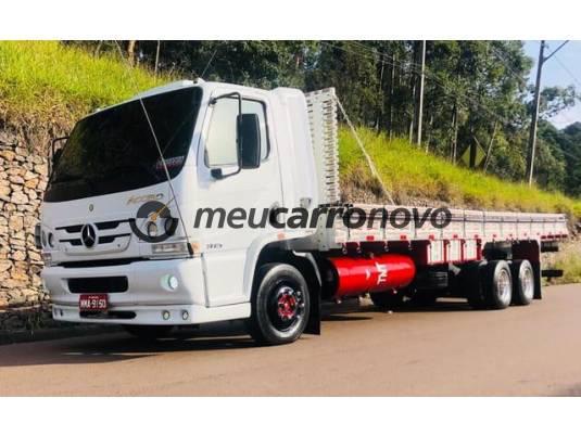 Mercedes-benz accelo 915c 2p (diesel) 2007/2007