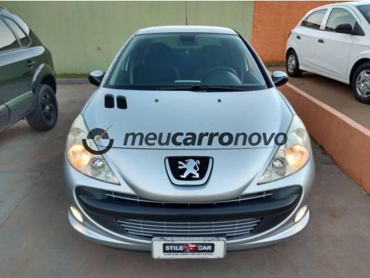Peugeot 207 sedan passion xs 1.6 flex 16v 4p 2008/2009