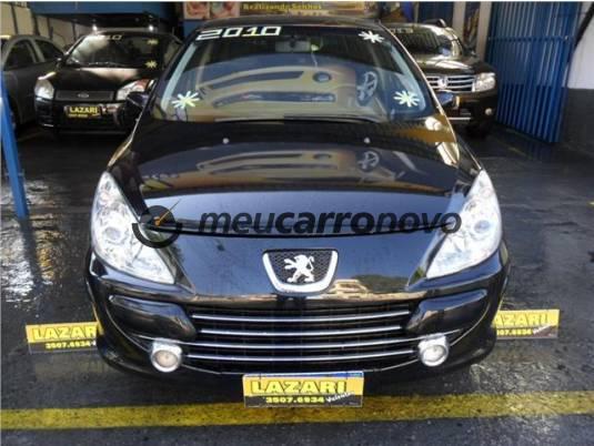 Peugeot 307 presence 2.0 flex 16v 5p aut. 2010/2010