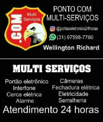 Ponto com multi serviços