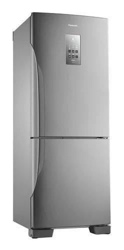 Refrigerador frost free panasonic 425 litros bb53 inverter