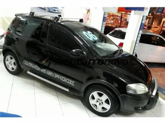 Volkswagen crossfox 1.6 mi total flex 8v 5p 2006/2006