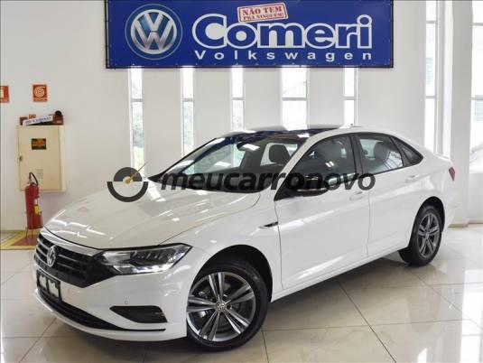 Volkswagen jetta comfortline 1.4 tsi 16v 4p aut. 2019/2019