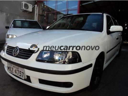 Volkswagen parati 1000 mi 16v 4p turbo 2002/2002