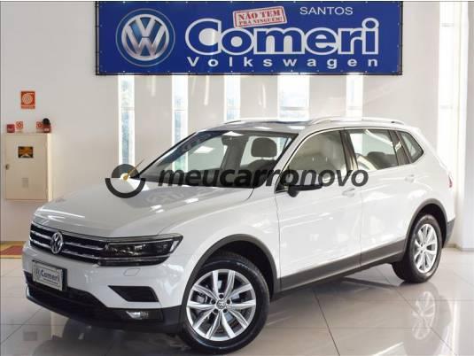 Volkswagen tiguan allspac comf 250 tsi 1.4 flex 2018/2019