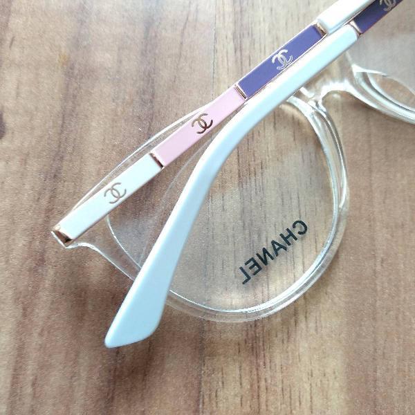 Armação chanel óculos