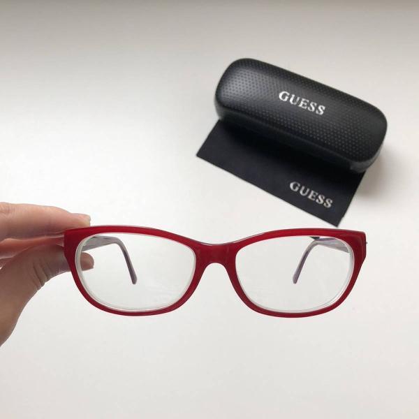 Armação óculos de grau guess