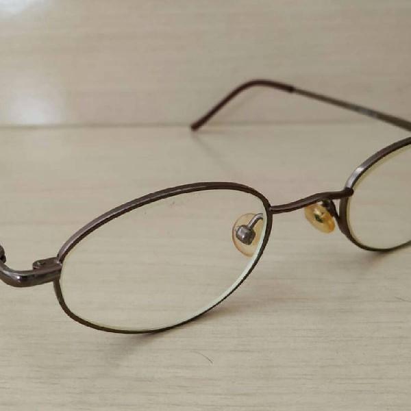 Armação de óculos de grau vintage