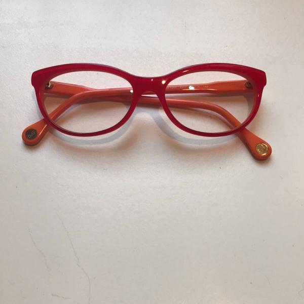 Armação de óculos dolce gabbana original para colocar