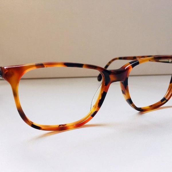 Armação oculos kador grau vintage