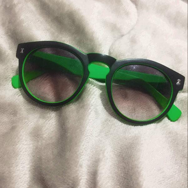 Culos verde redondo