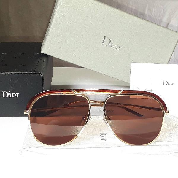 Dior desertic marrom