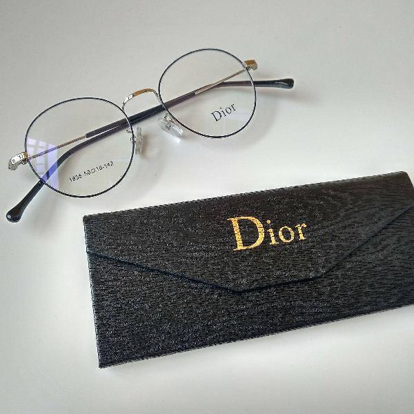 Dior retro vintage redondinho