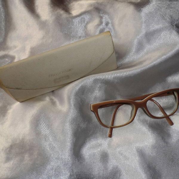 Lindo,elegante óculos grau feminino ana hickmann,anos 2000