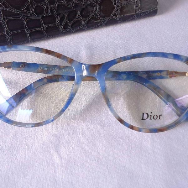Oculos armação p/ grau dior