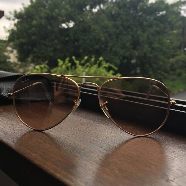 Oculos aviator ray ban