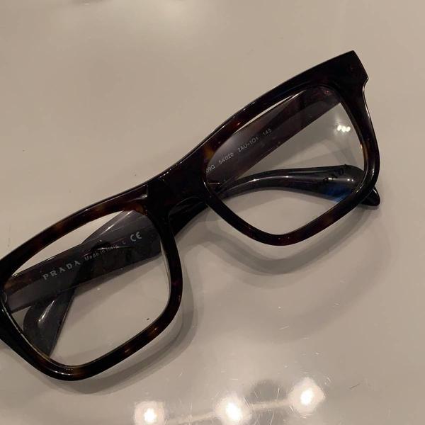 Oculos de grau prada vpr09q