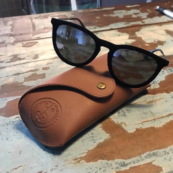 Oculos de sol ray ban espelhado