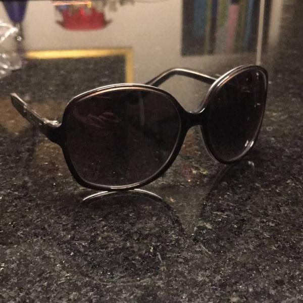 Oculos original gucci preto! lindo e novo!