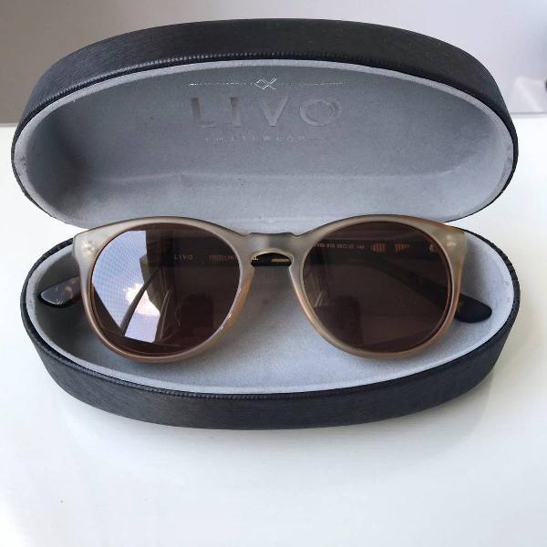 Oculos original livo modelo miles. raro e perfeito