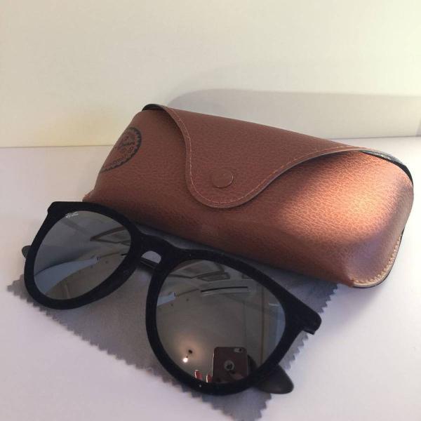Oculos ray-ban erika velvet (veludo)