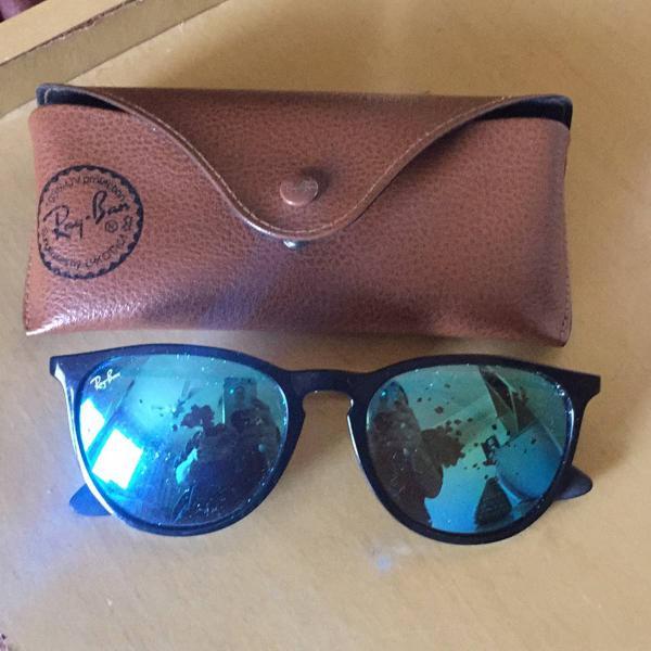 Oculos rayban original erika! ele esta com a lente