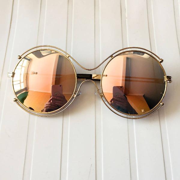 Oculos redondo isidora