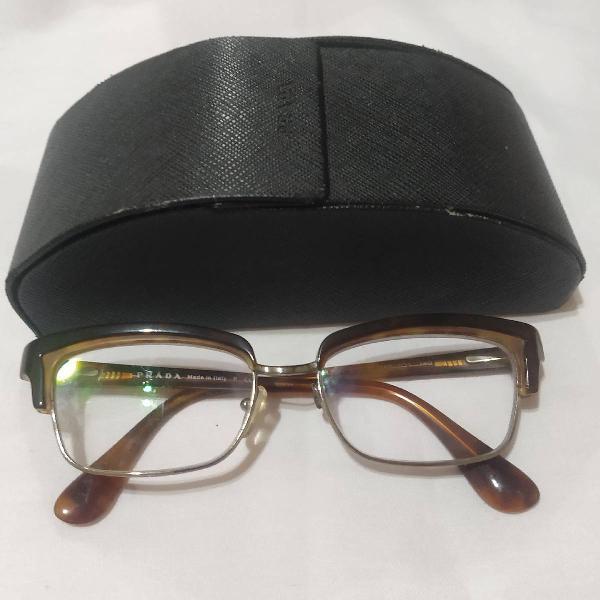 Prada óculos original.