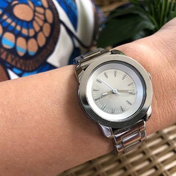 Relógio diesel feminino