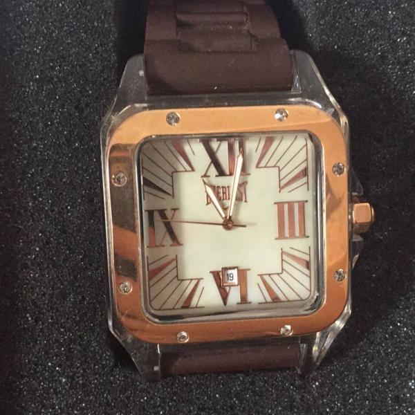 Relógio everlast original rosé gold!