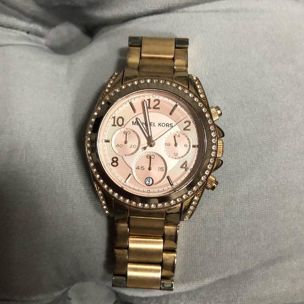 Relógio mk original