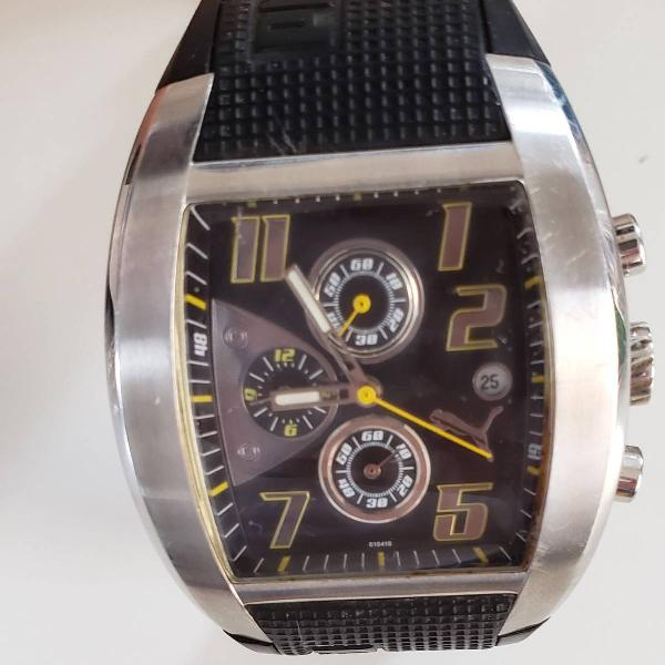 Relógio puma - masculino