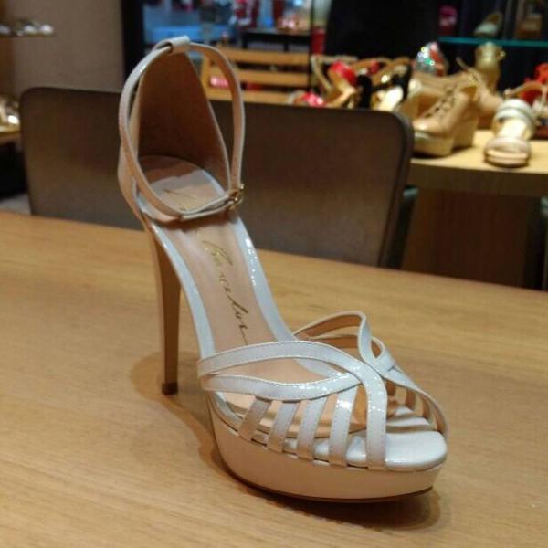 Sandalia meia pata luiza barcelos