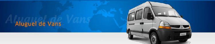 Transporte para eventos, congressos e viagens foz.