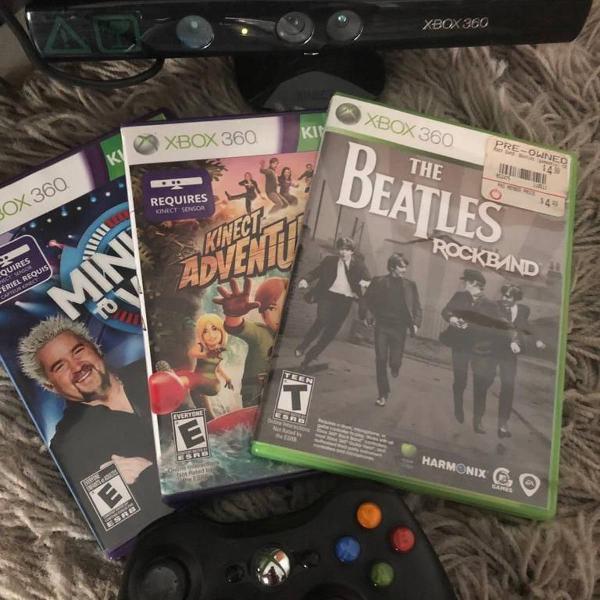 Xbox 360 + band hero