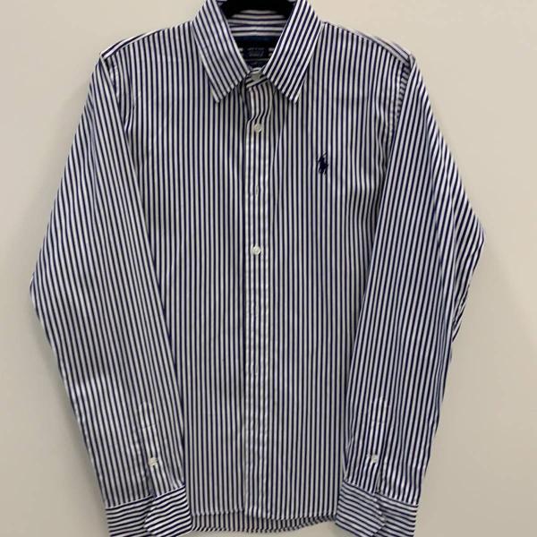 2 camisa feminina ralph lauren tam 8 ou m
