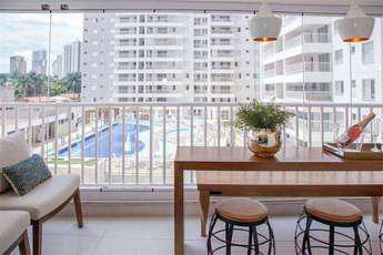 Apartamento com 3 quartos à venda no bairro jardim goiás,