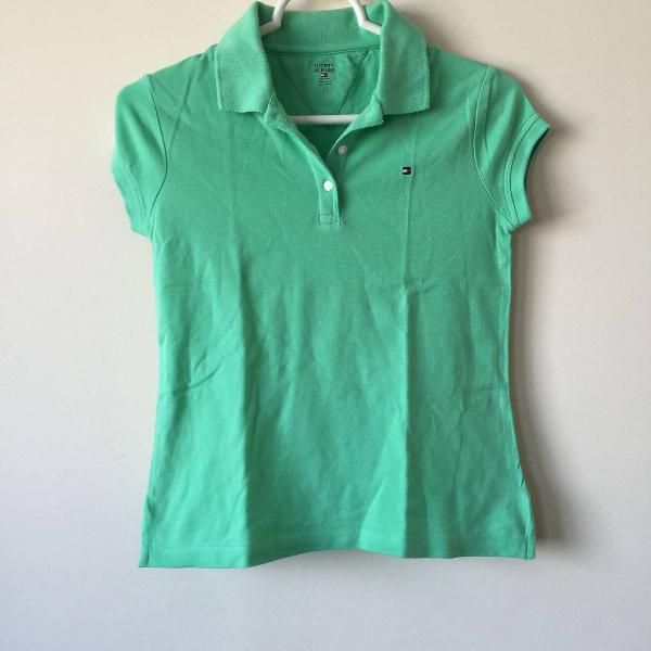 Blusa verde tommy