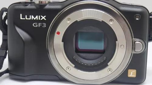 Camera panasonic lumix gf3