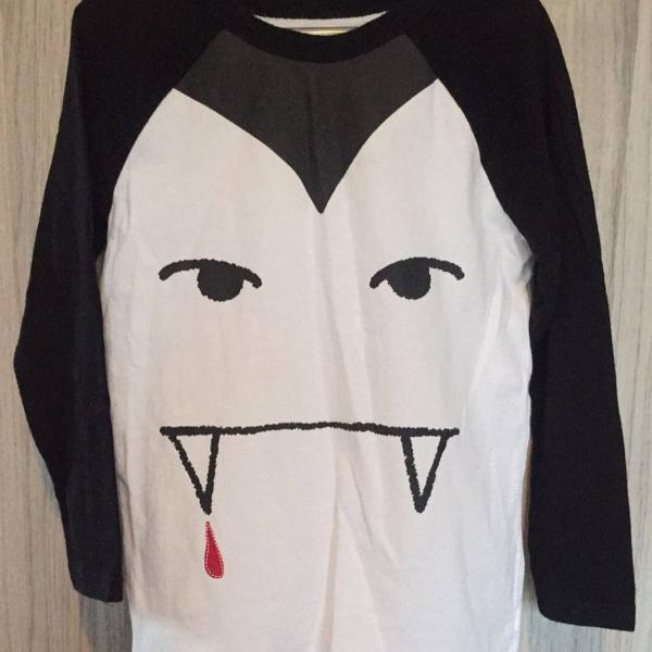 Camiseta manga comprida gap