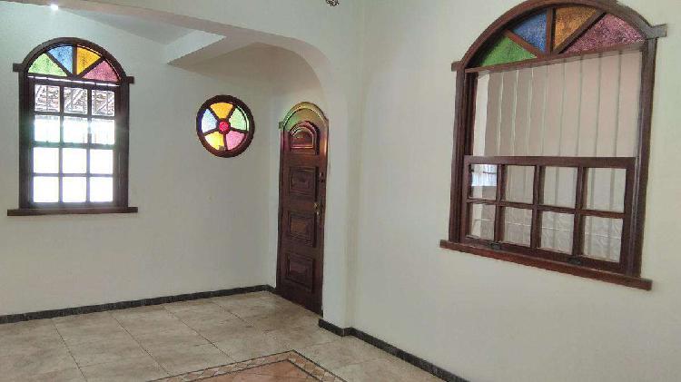 Casa, santa teresa, 4 quartos, 3 vagas, 1 suíte